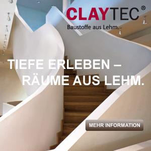 Claytec-Lehmdesign